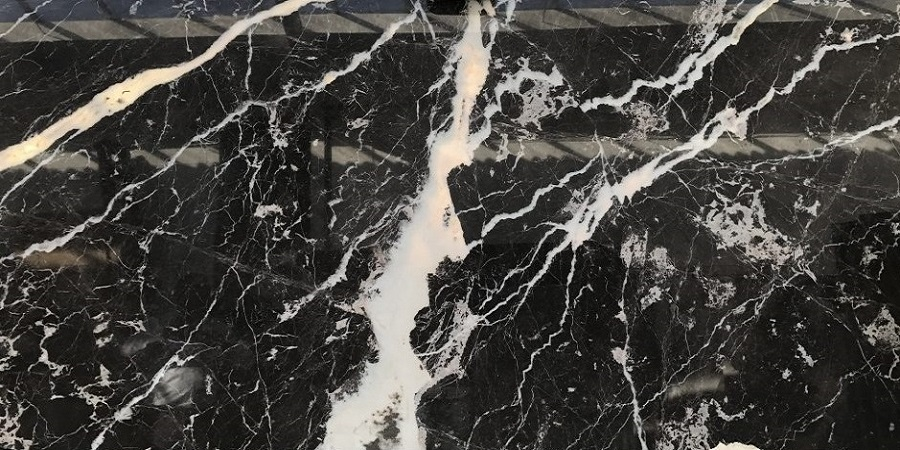 Brown-Marquina Marble